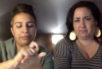 Socorro Garcia and Melissa Elmira Yingst