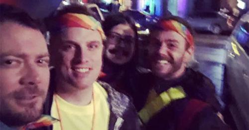 The Rainbow Patrol