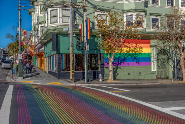 San Francisco is opening America's first LGBTQ arts center
