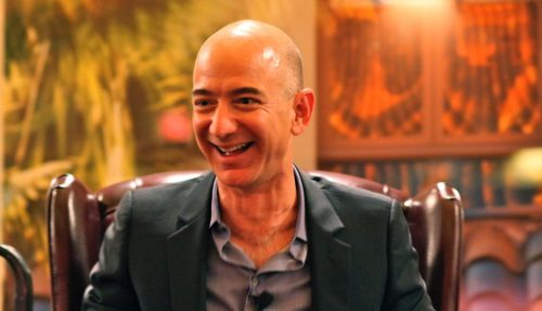 'Trumpworld Associate' Leaked Those Scandalous Texts From Amazon's Bezos