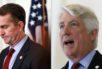 Virginia Governor Ralph Northram and Attorney General Mark Herring