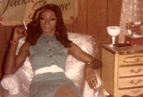 Transgender soul singer Jackie Shane transitioned in the public eye during the 60s. And now she may add a Grammy to her accolades.