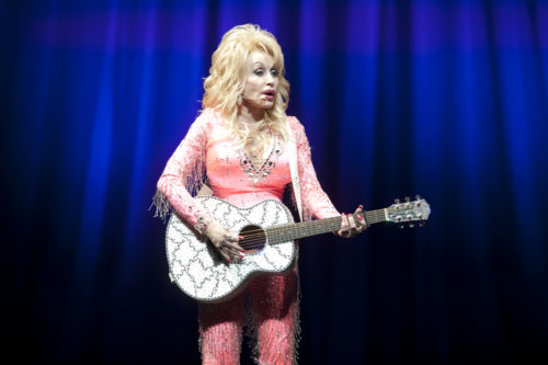 June 28, 2016 Dolly Parton performs in Pittsburgh Tuesday, June 28 at Consol Energy Center.