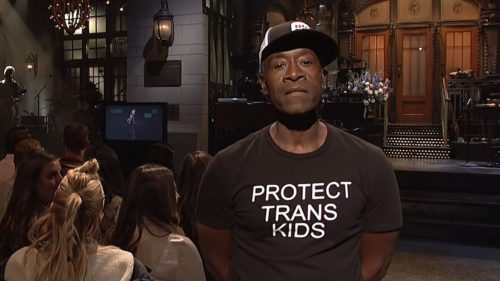 Don Cheadle SNL