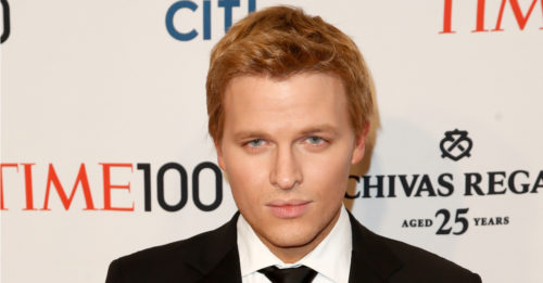 Ronan Farrow attends the Time 100 Gala for the Most Influential People in the World at the Frederick P. Rose Hall, Home of Jazz at Lincoln Center on April 29, 2014 in New York City.