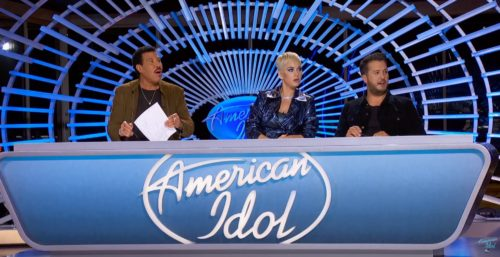American Idol judges Lionel Ritchie, Katy Perry, and Luke Bryan were blown away by contestant Jorgie