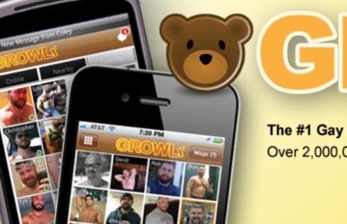 growl gay dating site