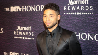 Out actor Jussie Smollet