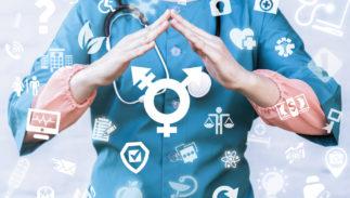 transgender healthcare database