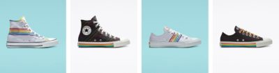 Converse's new line of pride sneakers for 2019 also includes trans-themed shoes