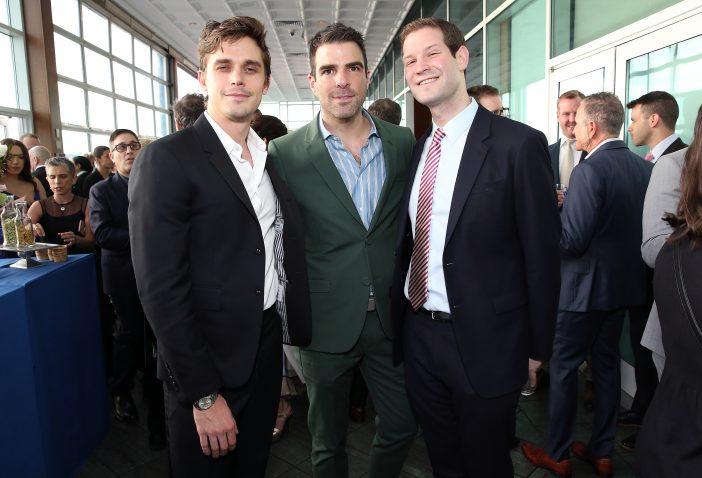 Zachary Quinto, Antoni, Chita Rivera & a host of stars celebrate LGBTQ families in NYC