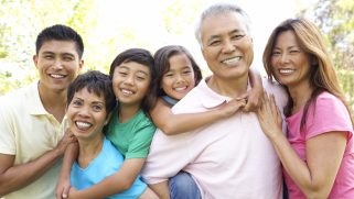 The key to queer youth health & happiness is a supportive family