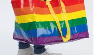 IKEA is offering rainbow bags in time for Pride Month