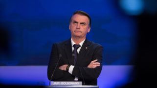 Brazil's antigay president Jair Bolsonaro cancels U.S. trip for 'Person of the Year' award