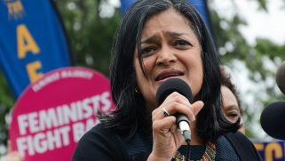 Congresswoman Pramila Jayapal's clapback to Trump isn't just epic, it's official