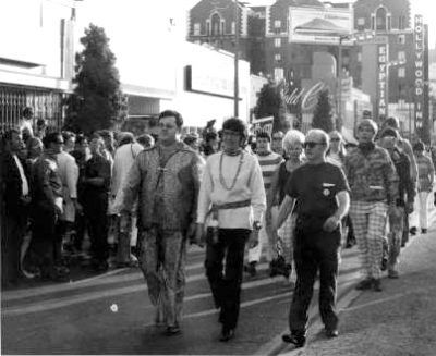 Photo captures some of the first Pride Parades
