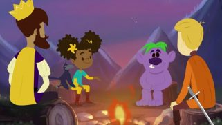 There's a new children's cartoon series coming that stars gay dads & their daughter