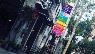 NYC's Gay Street is being temporarily renamed for World Pride