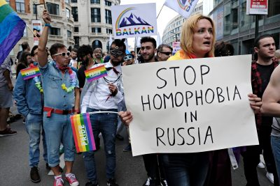 Pride in Pictures: Russia