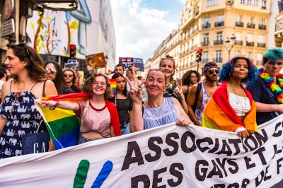 Pride in Pictures: Paris