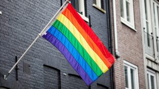 Massachusetts restaurant gets hate mail & support for hanging a rainbow flag