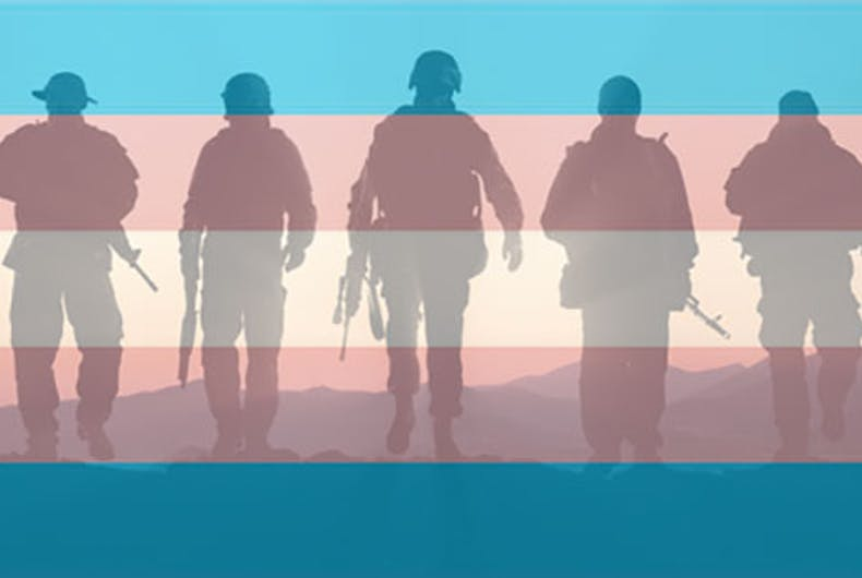 House passes measure to overturn Trump's ban on transgender service members
