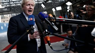 New UK Prime Minister Boris Johnson refuses to apologize for homophobic comments