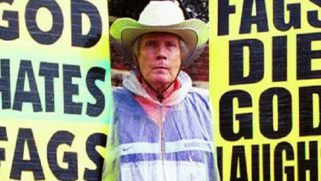 Did Westboro Baptist founder Fred Phelps change his mind about LGBTQ people before he died?