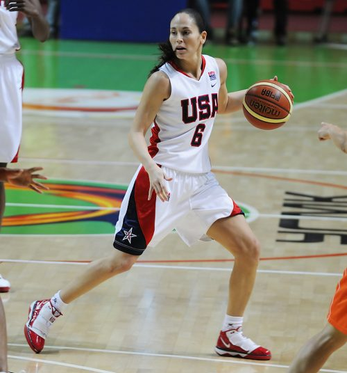 Sue Bird, Seattle Sound, Basketball, lesbian