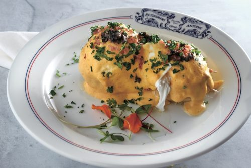 You too can whip up Eggs Sardou with the new Drag Queen Brunch cookbook