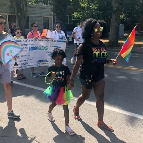 2019 was the 25th anniversary of Family Week in Provincetown