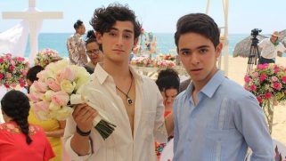 Univision's first telenovela about a gay couple just premiered