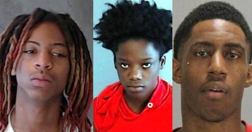 Tyreese Johnson, Shaleeya Moore, Joshua Ellis, Ronald Trey Peters, Georgia, gay, shooting, murder