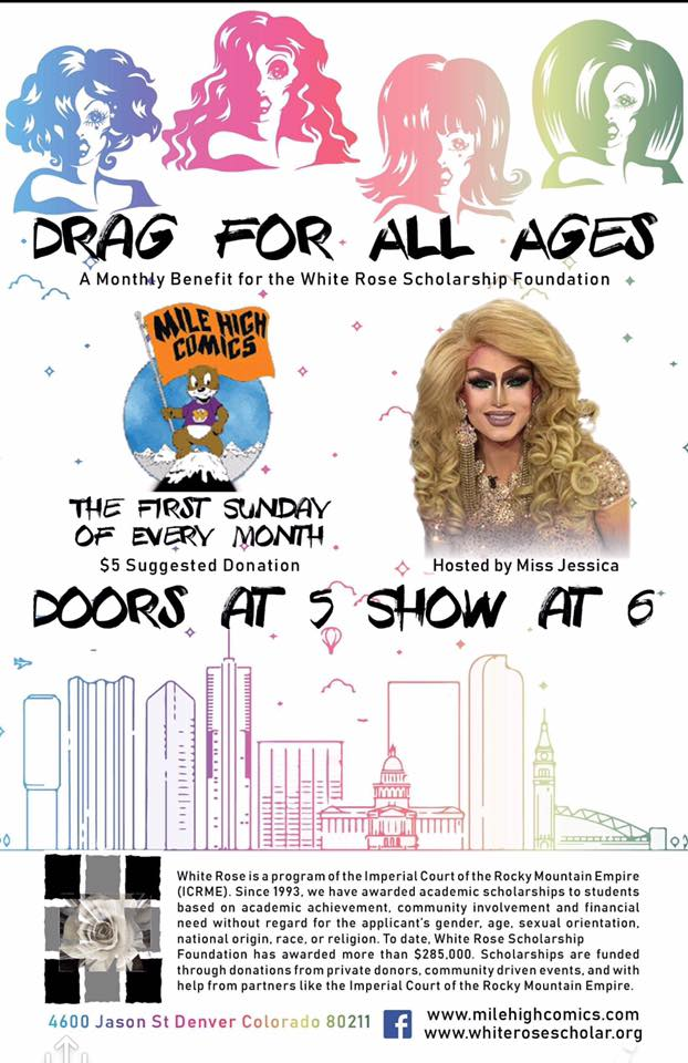 Drag for All Ages poster