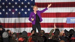 Elizabeth Warren stands up to Donald Trump on gender-affirming health care
