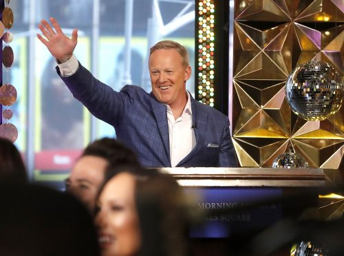 Sean Spicer, Karamo Brown, Dancing with the Stars