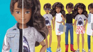 Christian extremists are protesting 'sinful' dolls because they don't have breasts like Barbie
