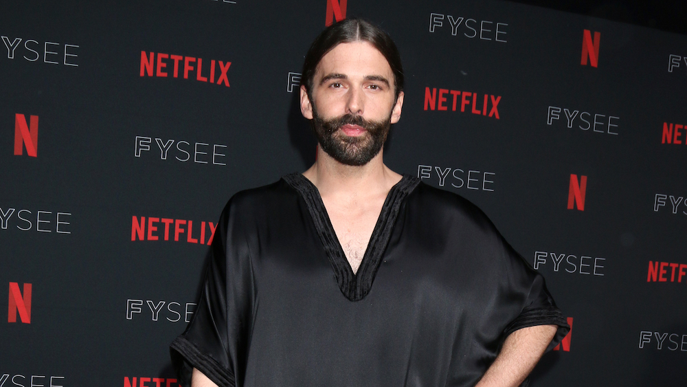 Jonathan Van Ness, Queer Eye, HIV-positive, sex work