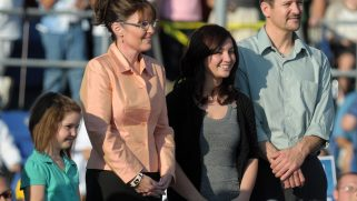 Sarah & Todd Palin are divorcing. He says it's 'impossible' for them to live together.