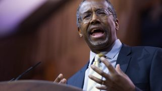 House Democrats filed a resolution to condemn Ben Carson for his transphobic comments