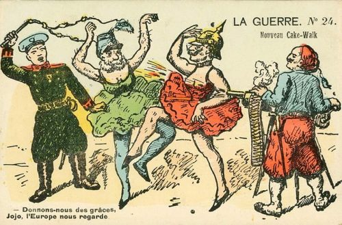 French WWI postcard