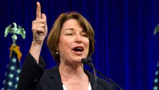 Amy Klobuchar tried to give an anti-LGBTQ Pentecostal group $500,000 in taxpayer funds
