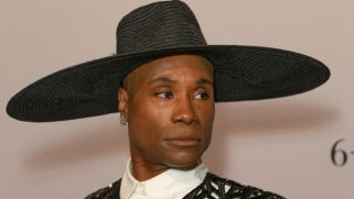 Gay actor Billy Porter will play the fairy godmother in the upcoming 'Cinderella' movie