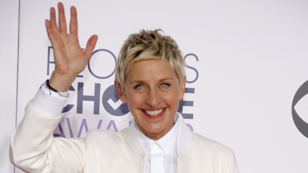 Ellen defends her friendship with George W. Bush: 'Be kind to everyone'