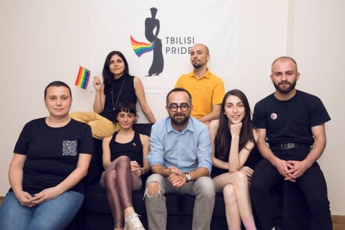 The brave activists of Tbilisi Pride