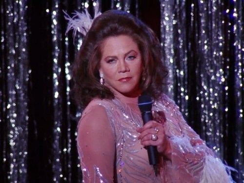 """Kathleen Turner played a trans character on """"Friends,"""" but she says she wouldn't do it now"""