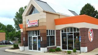 A trans Dunkin' Donuts worker said customers threatened to kill her but her boss did nothing