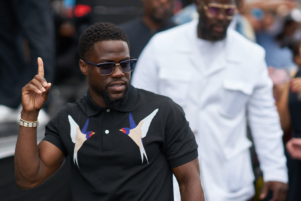 Netflix is giving Kevin Hart a show. It'll be about his problems with LGBTQ people.