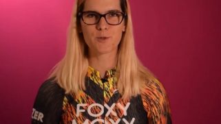 Champion cyclist Rachel McKinnon opens up about challenges of being a transgender competitor