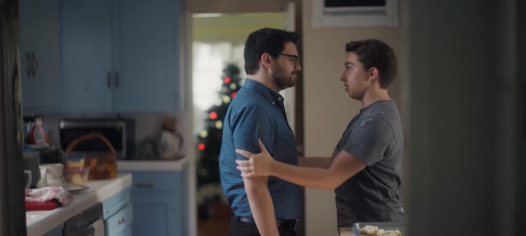 Pantene's 2019 holiday ads feature transgender people like Steven H.